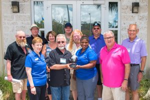 Bahamas Waste Hosts Team from Portable Sanitation Association International
