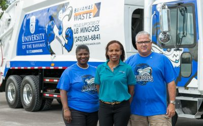 Mingoes on the Move: Bahamas Waste Drives Message of Higher Learning