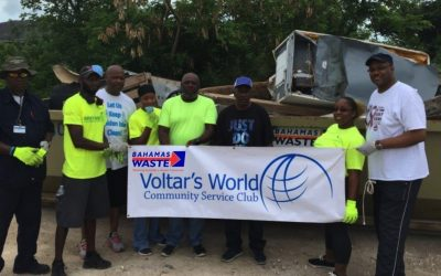 Bahamas Waste Honoured for Good Corporate Citizenship