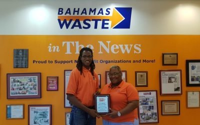 Bahamas Waste Supports Science Education this Summer