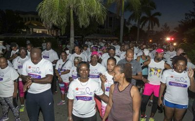 Bahamas Waste Committed to Help Finding a Cure