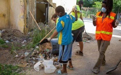 Project Exterminate the Waste Moves in Lewis Street Community