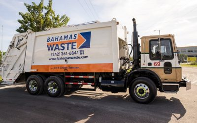 Bahamas Waste Steps up During Trash Collection Transition.