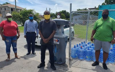Bahamas Waste Helping Curb COVID-19 In Inner City Communities